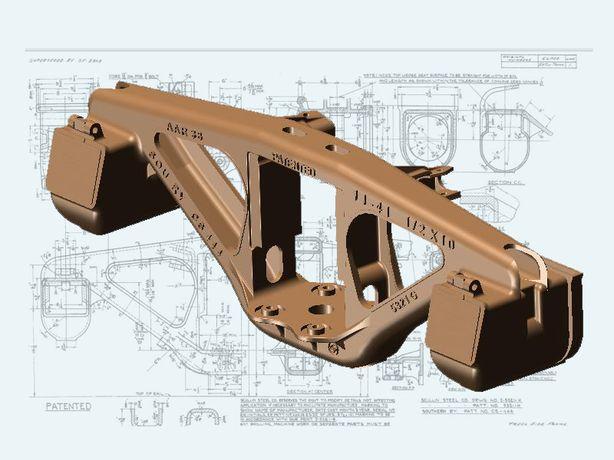 Serviço de impressão 3d /digitalização em Autodesk Inventor, Autocad