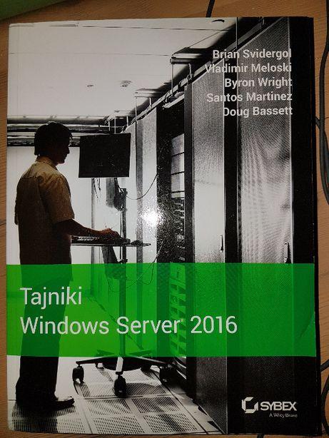 Brian Svidergol Tajniki Windows Server 2016 + GRATIS