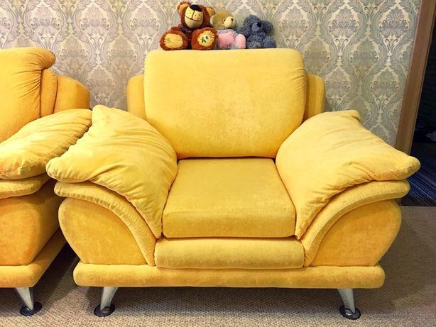 Диван и 2 кресла - комплект