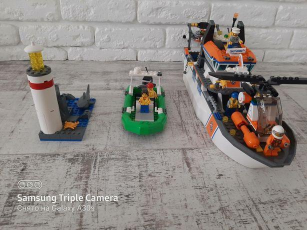 Лего конструктор Сити