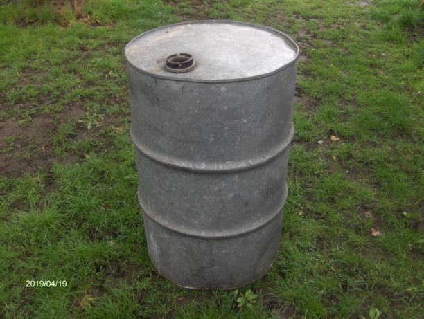 Beczka stalowa na paliwo 200 litrów