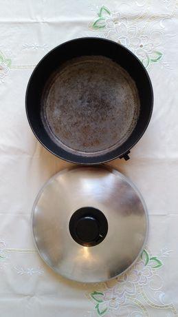 Сковородка с крышкой