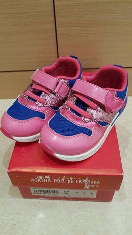 nowe! adidasy buty sportowe Aghata Ruiz de la Prada rozmiar 25