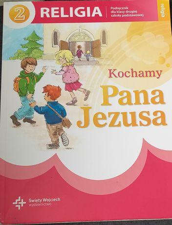 Podręczniki do religii podstawówka,kl.2,3,4 wyd.Św.Wojciech