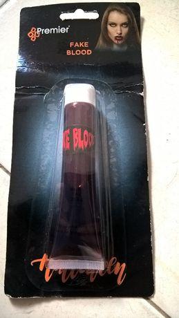Fake Blood - Sangue Falso para Carnaval e Halloween (NOVO na embalagem