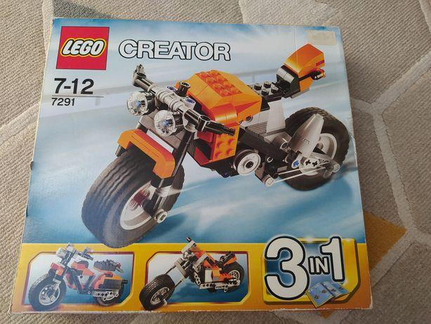 Zestaw LEGO CREATOR 7291 motor