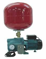Conjunto de pressão completo Termar com autoclave PM-XJM 250 A 25N M