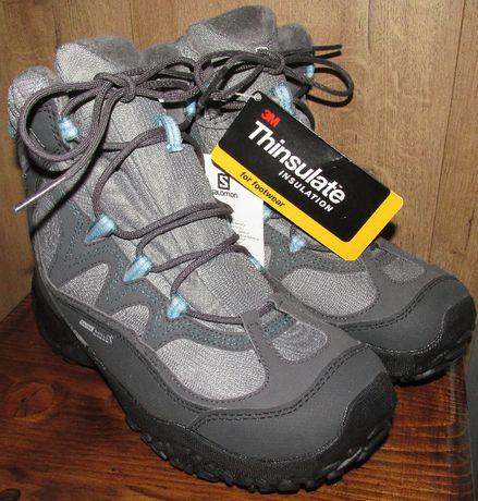 Продам зимние ботинки Salomon 36 размера.стелька 23.5см Оригинал