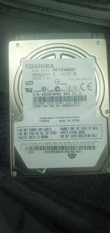 Жосткий диск для ноутбука 120 гб