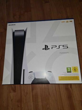 Sony playstation 5 wersja z napędem polecam tanio ! 2 pady !