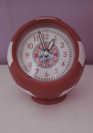 BAYERN MUNCHEN MONACHIUM zegar zegarek budzik ORYGINAŁ ! dla fana
