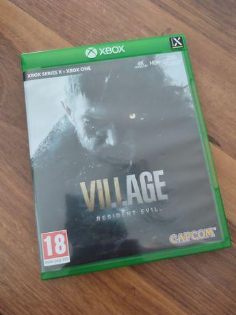 Resident evil vilige Xbox