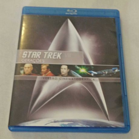 Star Trek VII - Gerações (Blu-ray) versão cimatografica