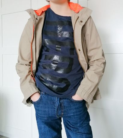 Massimo Dutti kurtka wiosenna 134 146cm
