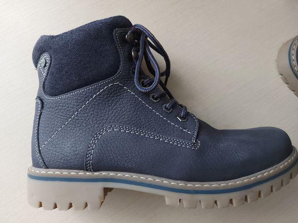 Ботинки 37 р. зима
