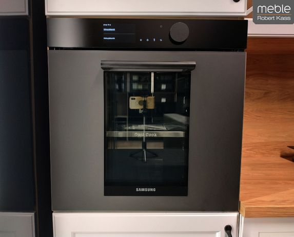 Piekarnik SAMSUNG Dual Cook, A+, 75L, (NV75T9549CD)