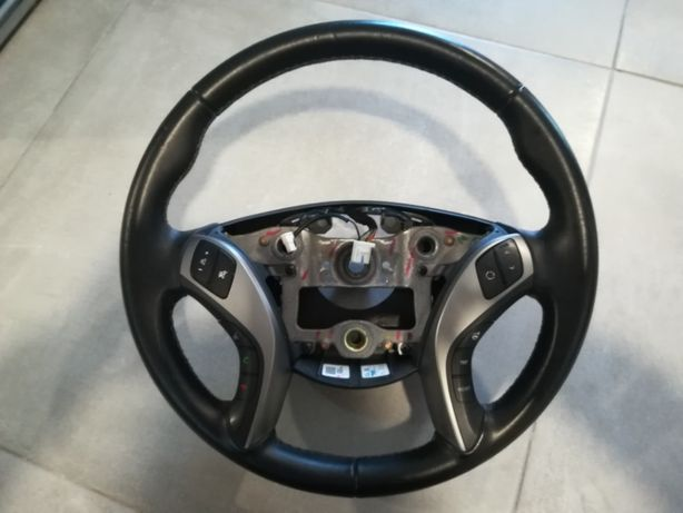Volante Pele Hyundai i30 (GD)