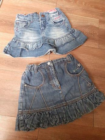 Джинсові юбки для дітей