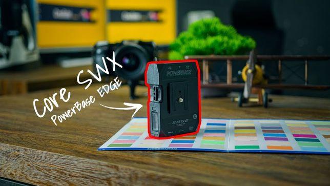 Батарея Core SWX PowerBase EDGE емкостью 49 Вт/ч для BMPCC 4K & 6K
