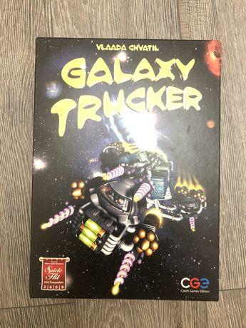 Настольная игра Galaxy tracker. Eng