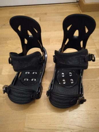 Rome Shift M wiązania snowboardowe snowboard na części strap highback