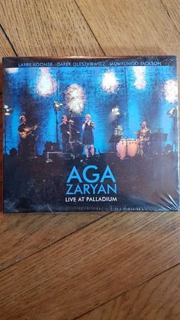 Aga Zaryan - Live at Palladium NOWA