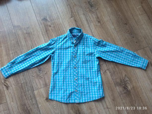 Koszula rozm 134 Reserved