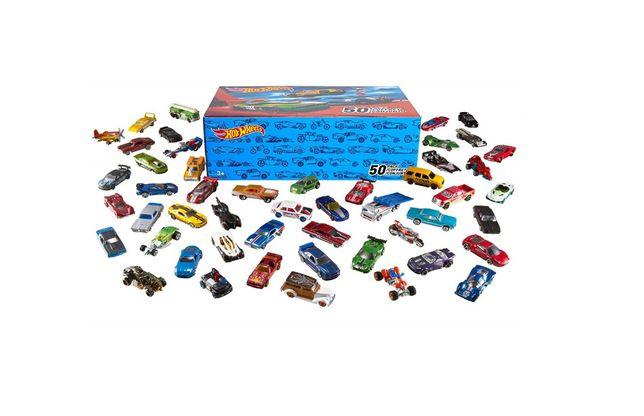 Mattel Hot Wheels® Car Машинки базові базовые Упаковка хот вілс