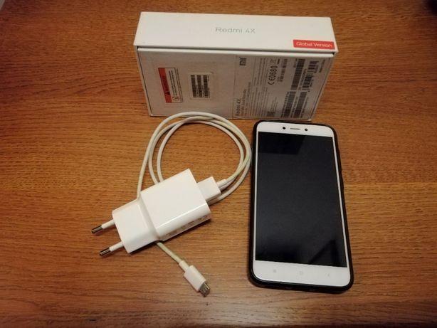 Xiaomi Redmi 4X złoty 3/32Gb komplet, bez SIMlocka, dual SIM