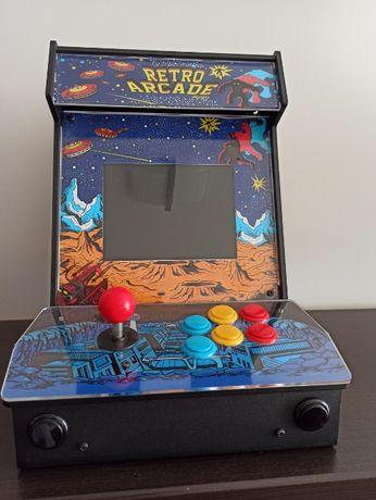 Automat do gier Arcade - RETRO gaming z lat '80 '90