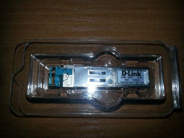 WDM SFP-трансивер D-Link DEM-220T