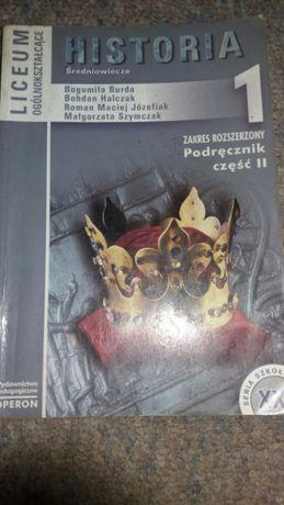 Podręcznik do historii dla liceum