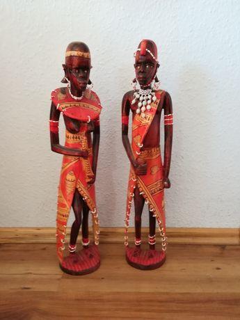 Figury drewniane 50/12/8 cm