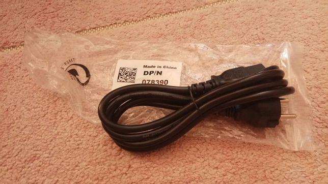 Kabel Przewód Dell 078390 Monitor Komputer Drukarka Ups