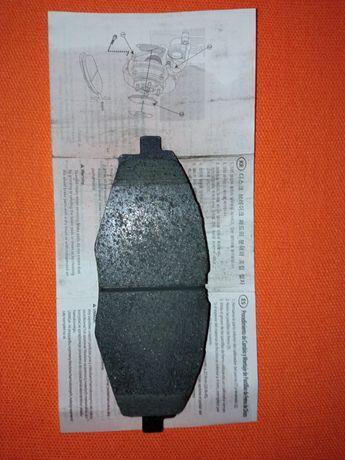 Тормозные колодки Hi-Q на Daewoo Lanos sons, Matiz SP1086