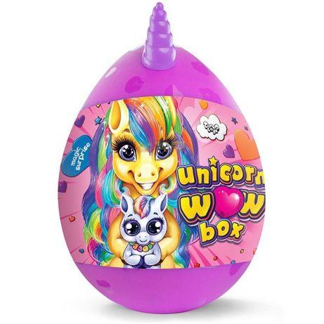 Игрушка сюрприз Яйцо Единорогаа Unicorn WOW Box , Dino WOW Box