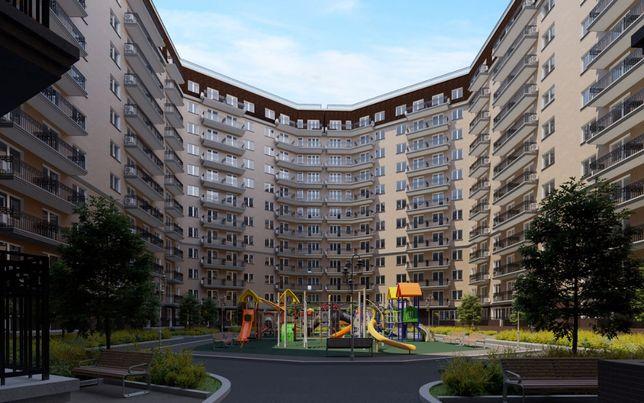 2-ком квартира в новом ЖК на Черемушках с развитой инфраструктурой