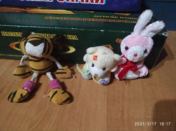 Мягкие игрушки мини