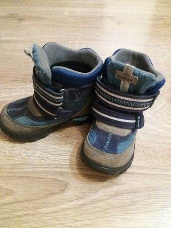 Сапоги ботинки зимние bartek