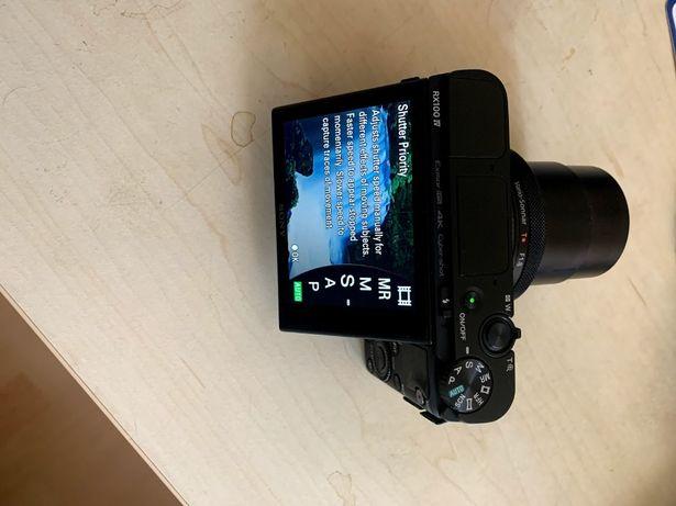 Kompakt Sony Cybershot DSC RX-100 IV + karta 64 GB
