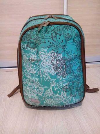Рюкзак школьный ортопедический каркасный ZiBi