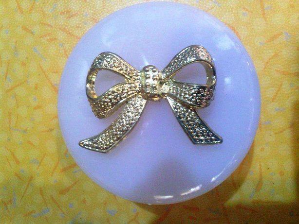 Porta joias em vidro opalino ou em Alabastro ou em cristal