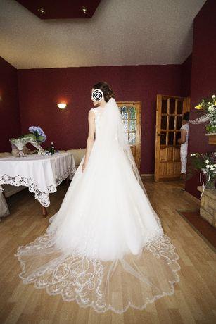 Suknia Ślubna koronka, księżniczka, niepowtarzalna
