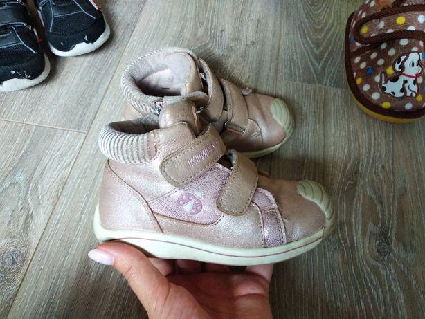 16 см Демисезонные ботинки
