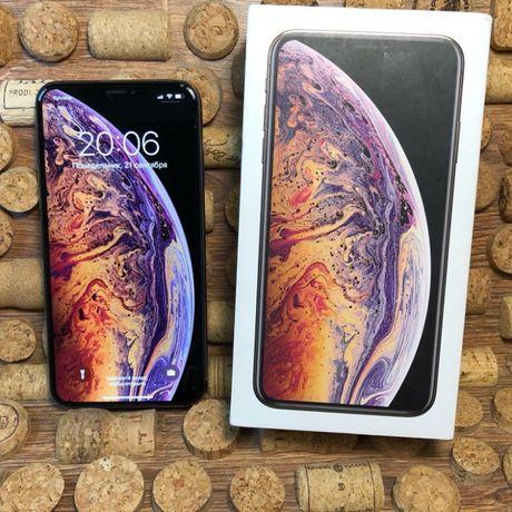 Apple iPhone Xs Max 64Gb Gold. Unlock. Отличное состояние!