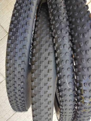 2 pares de pneus btt 29