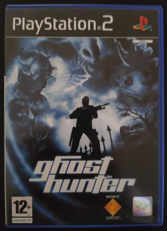 Ghost Hunter PlayStation 2