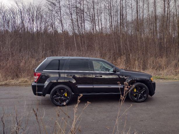 JEEP Grand Cherokee SRT SRT8 6.1 hemi wk