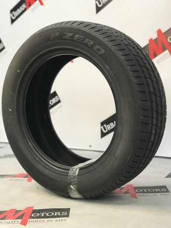 Резина 1шт R19 255/55 PIRELLI PZERO 8мм колесо гума покрышка скат