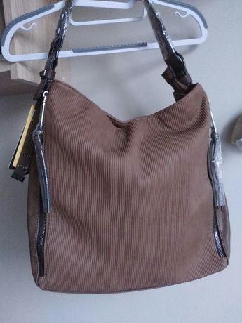 Nowa modna torebka.